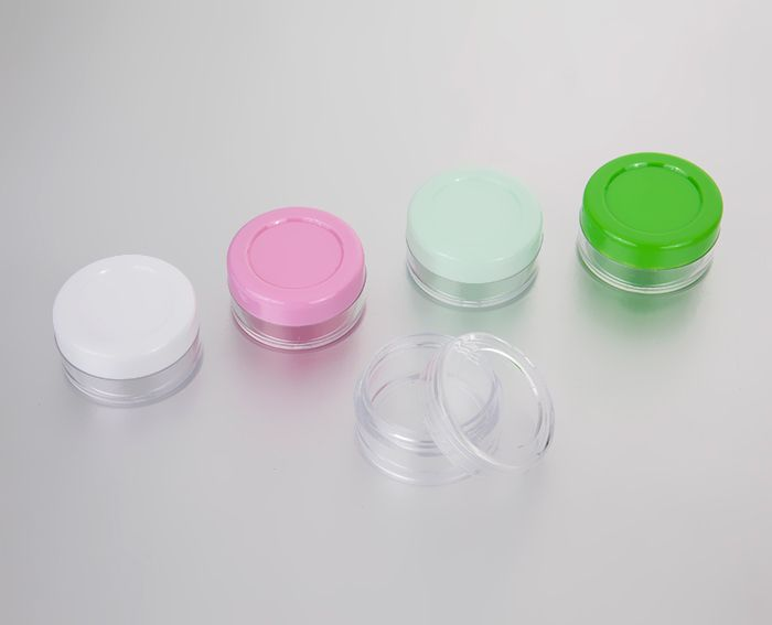 10g wide mouth cosmetic cream jars