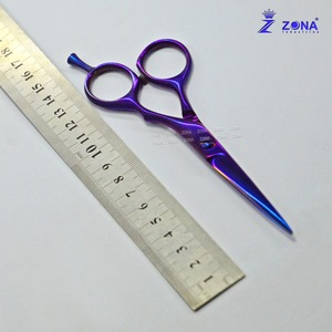 Barber Scissors In Multi Colors / Hair Cutting Scissors