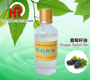 Factory supply grapeseed oil in carrier oil