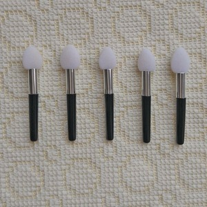 foam tip eyeshadow applicator eye shadow shields sponge tip applicator