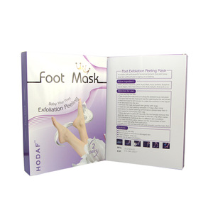 Foot Skin Care Remove Dead Skin Prevent Heel Spa Exfoliating Peeling Foot Mask
