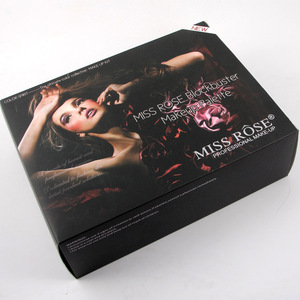 Makeup sets MISS ROSE Piano Eyeshadow Palette Set with powder blush