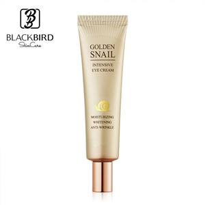 Safety Quality-Assured Comfortable 24K Gold Eye Cream With Cucumber Extract