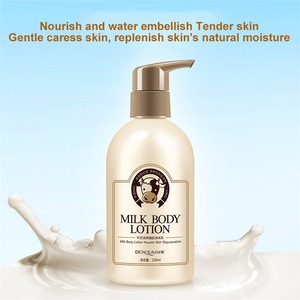 Wholesale Chinese Suppliers Skin Whitening Milk Body Lotion