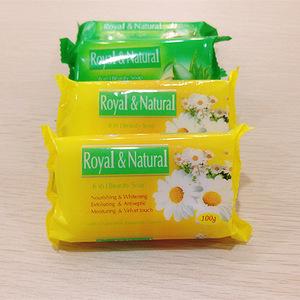 Wholesale in bulk natural skin whitening dark spot remover fruit bar bath soap for babies