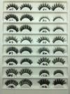 all kind of eyelashes
