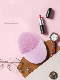 Face clean brush Ultra-thin sonic face cleansing brush instrument