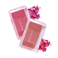 Wholesale makeup suppliers high pigment single cream blush no logo private label powder blush