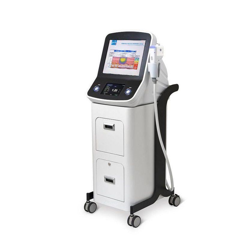 Korea Doublo HIFU SMAS Lifting High Intensity Focused Ultrasound Beauty Machine