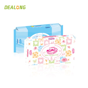Baby Cleaning Wet Wipes New Comfortable Soft Disposable Baby Wipes