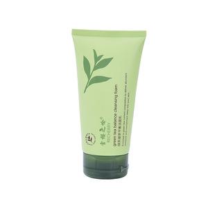 Balancing chinese women whitening face wash, herbal whitening facial cleanser