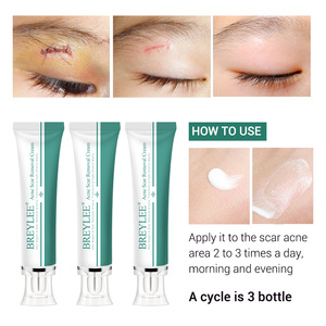 BREYLEE acne scar removal cream for skin care