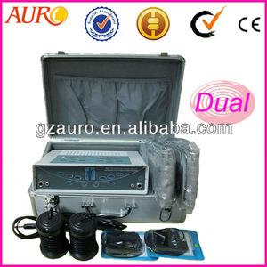 high quality dual detox foot spa equipment