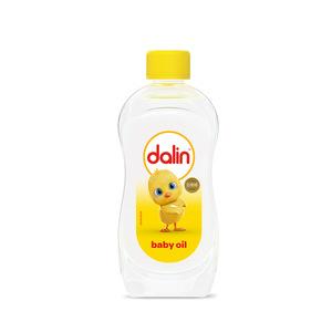 High Quality Hypoallergenic Dalin Baby Oil 200ML Paraben Free Dye Free