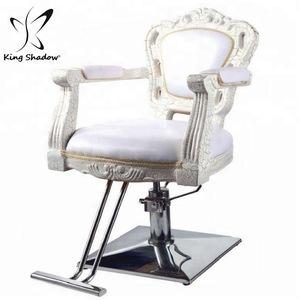 kingshadow online shopping for hair salon equipment furniture the white princess barber training head chair
