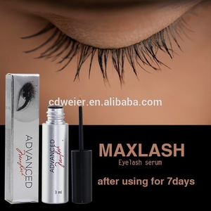 MAXLASH Natural Eyelash Growth Serum (Perm Lotion)