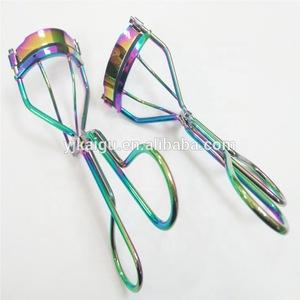 Metallic Steel Eyelash Curler