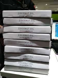 pouch oil pull organic coconut oil pull mouthwash