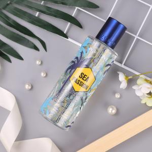 Private label deodorant floral fruit perfume original  body spray