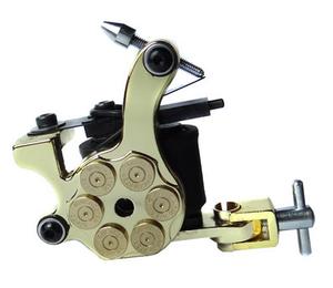 tattoo gun/tattoo machine gun/gun temporary tattoo