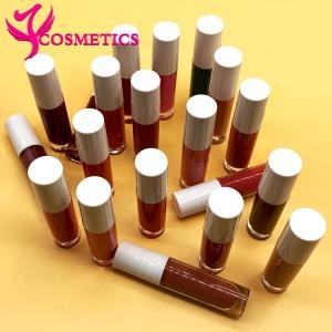 wholesale 20 Colosr Waterproof Custom Logo Velvet Cruelty Free Liquid Matte Lipstick