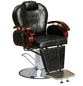 wholesale cheap antique classic reclining hair barber chair for salon furniture