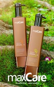 wholesale maxCare argan oil nourishing shampoo