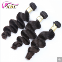 Xbl Single Donor Hair Cuticles Aligned 100 Percent Virgin Remy Hair