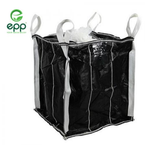 EPP BAFFLE BIG BULK BAG WITH OPEN TOP FIBC BAFFLE BULKA BAG 1 TON TOTE BAFFLE BIG BAG Q BAG NET BAFFLE BIG BAG BAFFLE SUPER SACKS PP WOVEN SUPER SACKS BAFFLED BULK BAG BUILDER BAGS INDUSTRIAL FIBC BAGS Q NET BAGS