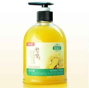 500ml Bamboo Charcoal Hand Cleanser hand wash liquid