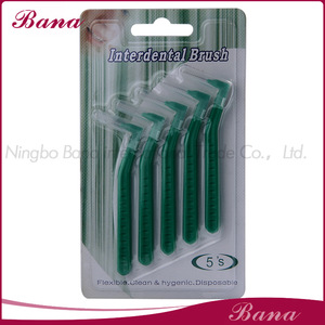 5pcs interdental clean brush