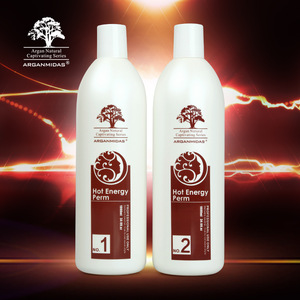 Arganmidas Hot Selling Organic Salon Hair Weave Permanent Perm Lotion