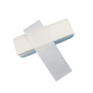 Disposable Non-woven Epilating Paper Wax Strips roll for Salon Use