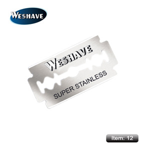 double edge safety shaving razor blade