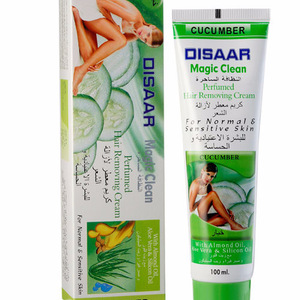 DS51112 100ML Cucumber Smooth Depil,hair removal cream, skin care