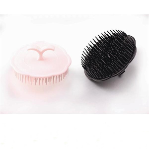 High Quality Plastic shampoo hair brush shower hair brush