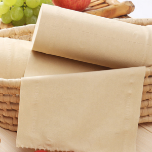 Jumbo roll paper tissue wood pulp 610g nature napkins home kitchen holder bath tissue toilet paper