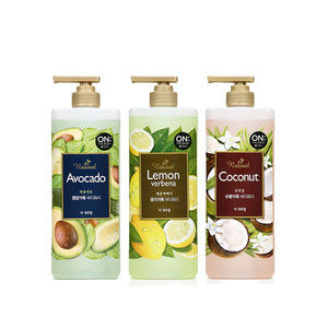 Korean Shower Gel, on the body, Body Wash, LG life, Korean Cosmetics