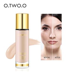 Makeup Professional Skin Whitening Oil Control Moisture Liquid Foundation