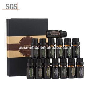 OEM/ODM Private Label Natural Organic Oils popular Pure therapeutic Grade Essential oil set