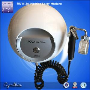 Oxygen jet peel facial beauty machine for skin care Cynthia RU 812A