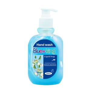 Portable Hand Wash Soap Liquid Soap Hands Cleaner 500ml with Skin Care Ingredients
