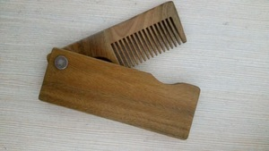 selling plastic pocket hair comb the best price for fold comb