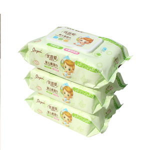 Soft Baby Cleaning Wipes Disinfecting Wipes No Alcohol