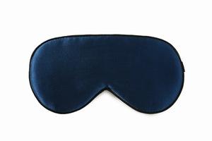 Wholesale Organic Natural Promotional Custom Silk Sleep Mask Sleeping Eye Mask For Sleep Travel