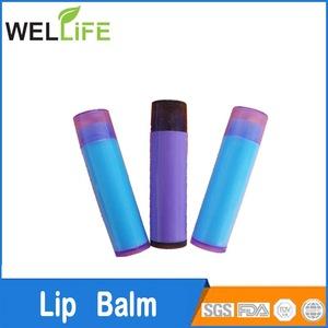 wholesale price 4.2g 5ml rotate Private Label Moisturizing cheap tin box lip balm