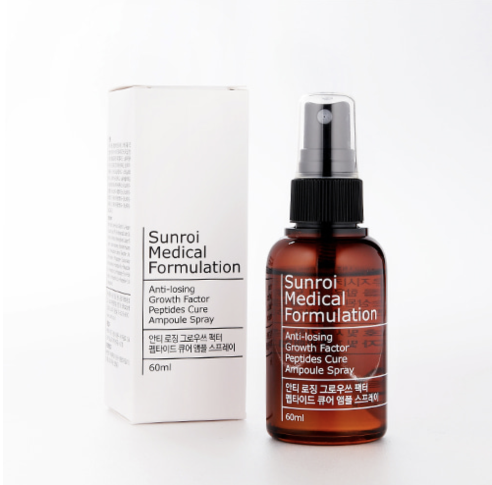Anti-losing Growth Factor Peptides Cure Ampoule Spray