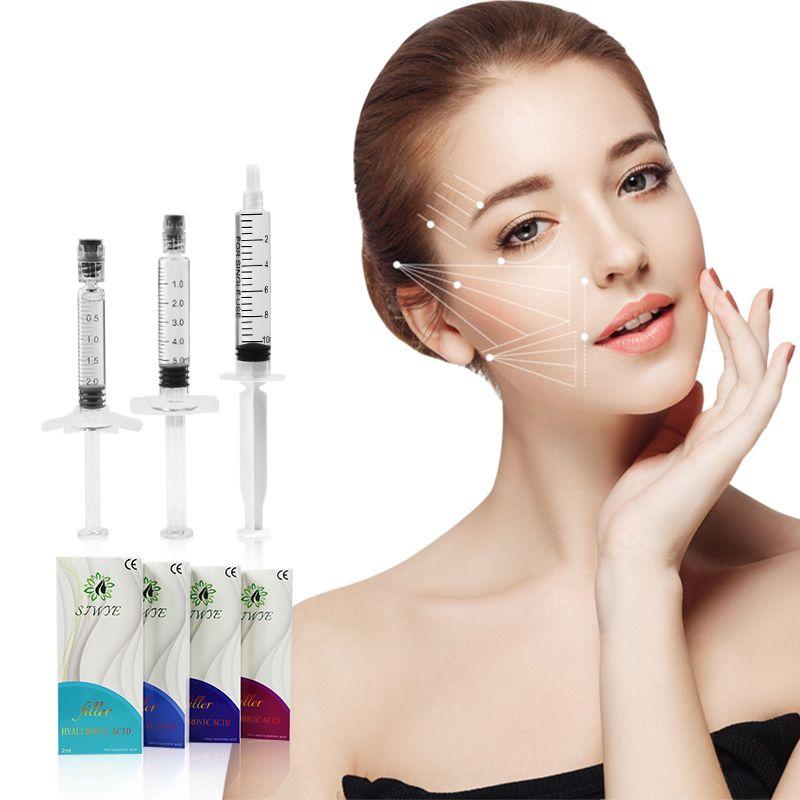 2ml Anti Wrinkle Hyaluronic Acid Facial Lip Dermal Filler