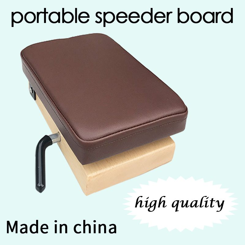 drop and speeder board for chiropractic treatment chiropractic table