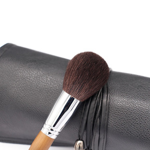 1pc vegan Face Powder Blush Contour beauty Foundation Cosmetic Brush  oem makeup brushes